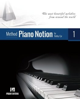 20 Free Piano Sheets – Piano Notion Method